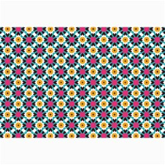 Cute Abstract Pattern Background Collage 12  X 18