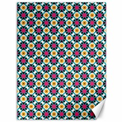 Cute Abstract Pattern Background Canvas 36  X 48
