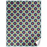 Cute abstract Pattern background Canvas 36  x 48   48 x36 Canvas - 1