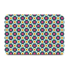 Cute abstract Pattern background Plate Mats