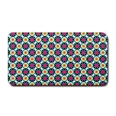 Cute abstract Pattern background Medium Bar Mats