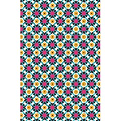 Cute abstract Pattern background 5.5  x 8.5  Notebooks