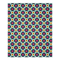 Cute abstract Pattern background Shower Curtain 60  x 72  (Medium)