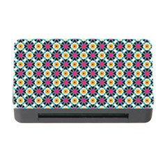 Cute abstract Pattern background Memory Card Reader with CF