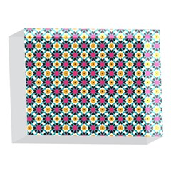 Cute abstract Pattern background 5 x 7  Acrylic Photo Blocks