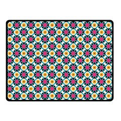 Cute abstract Pattern background Double Sided Fleece Blanket (Small)