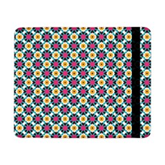 Cute Abstract Pattern Background Samsung Galaxy Tab Pro 8 4  Flip Case