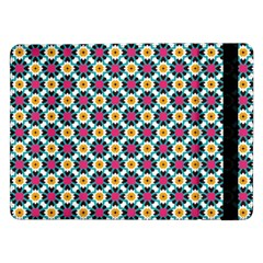 Cute abstract Pattern background Samsung Galaxy Tab Pro 12.2  Flip Case