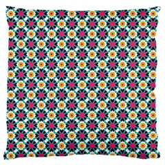 Cute abstract Pattern background Large Flano Cushion Cases (Two Sides)