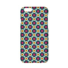 Cute abstract Pattern background Apple iPhone 6 Hardshell Case