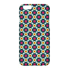 Cute Abstract Pattern Background Apple Iphone 6 Plus Hardshell Case
