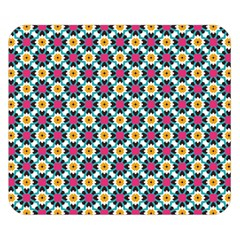 Cute abstract Pattern background Double Sided Flano Blanket (Small)