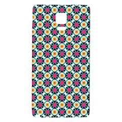 Cute abstract Pattern background Galaxy Note 4 Back Case