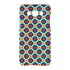 Cute abstract Pattern background Samsung Galaxy A5 Hardshell Case