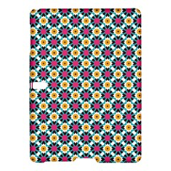 Cute abstract Pattern background Samsung Galaxy Tab S (10.5 ) Hardshell Case