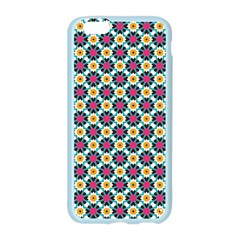 Cute abstract Pattern background Apple Seamless iPhone 6 Case (Color)