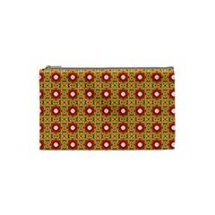 Cute Pretty Elegant Pattern Cosmetic Bag (small)
