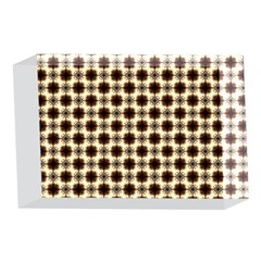 Cute Pretty Elegant Pattern 4 x 6  Acrylic Photo Blocks