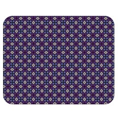 Cute Pretty Elegant Pattern Double Sided Flano Blanket (medium)
