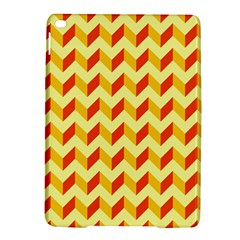 Modern Retro Chevron Patchwork Pattern  Ipad Air 2 Hardshell Cases