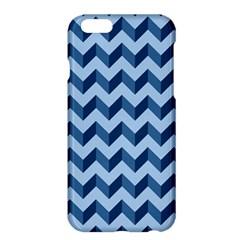 Modern Retro Chevron Patchwork Pattern Apple Iphone 6 Plus Hardshell Case