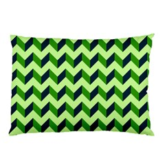 Modern Retro Chevron Patchwork Pattern Pillow Cases (Two Sides)