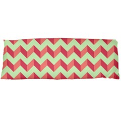 Modern Retro Chevron Patchwork Pattern Body Pillow Cases (Dakimakura)