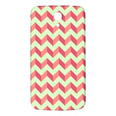 Modern Retro Chevron Patchwork Pattern Samsung Galaxy Mega I9200 Hardshell Back Case