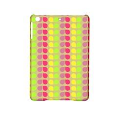 Colorful Leaf Pattern Ipad Mini 2 Hardshell Cases