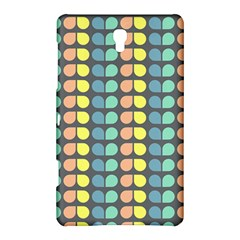 Colorful Leaf Pattern Samsung Galaxy Tab S (8.4 ) Hardshell Case