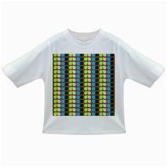Colorful Leaf Pattern Infant/Toddler T-Shirts