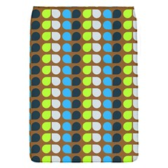 Colorful Leaf Pattern Flap Covers (s)