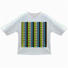 Colorful Leaf Pattern Infant/toddler T Shirts