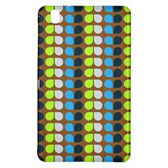 Colorful Leaf Pattern Samsung Galaxy Tab Pro 8 4 Hardshell Case