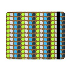 Colorful Leaf Pattern Samsung Galaxy Tab Pro 8 4  Flip Case