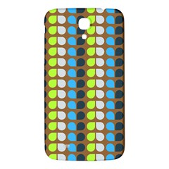 Colorful Leaf Pattern Samsung Galaxy Mega I9200 Hardshell Back Case