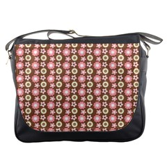 Cute Floral Pattern Messenger Bags