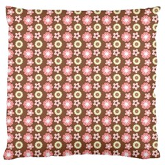 Cute Floral Pattern Large Cushion Cases (two Sides)