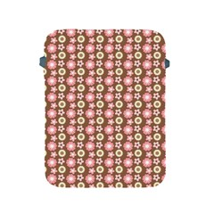 Cute Floral Pattern Apple Ipad 2/3/4 Protective Soft Cases