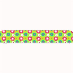 Cute Floral Pattern Small Bar Mats