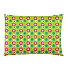 Cute Floral Pattern Pillow Cases