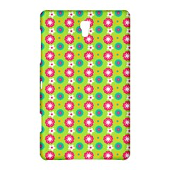 Cute Floral Pattern Samsung Galaxy Tab S (8.4 ) Hardshell Case