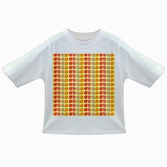 Colorful Leaf Pattern Infant/Toddler T-Shirts