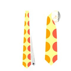 Colorful Leaf Pattern Neckties (two Side)