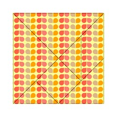 Colorful Leaf Pattern Acrylic Tangram Puzzle (6  X 6 )