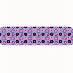 Cute Floral Pattern Large Bar Mats