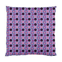 Cute Floral Pattern Standard Cushion Case (one Side)