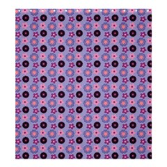 Cute Floral Pattern Shower Curtain 66  x 72  (Large)