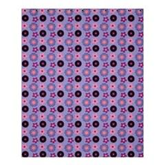 Cute Floral Pattern Shower Curtain 60  x 72  (Medium)