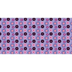 Cute Floral Pattern YOU ARE INVITED 3D Greeting Card (8x4)